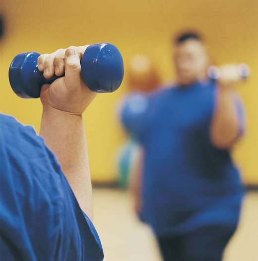 Healthy Overweight Myth