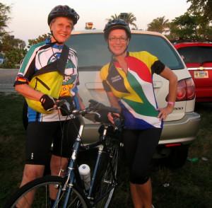 Dana at ride The Beaches 4-27-14 2